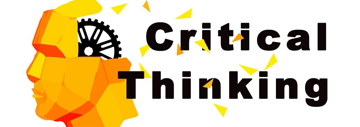 Critical Thinking Banner