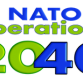 NATO Operation 2040 logo